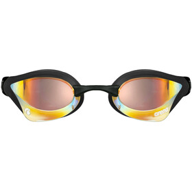arena Cobra Core Swipe Mirror Gafas Natación, negro